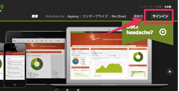 Netvibes Social Media Monitoring Analytics and Alerts Dashboard 2